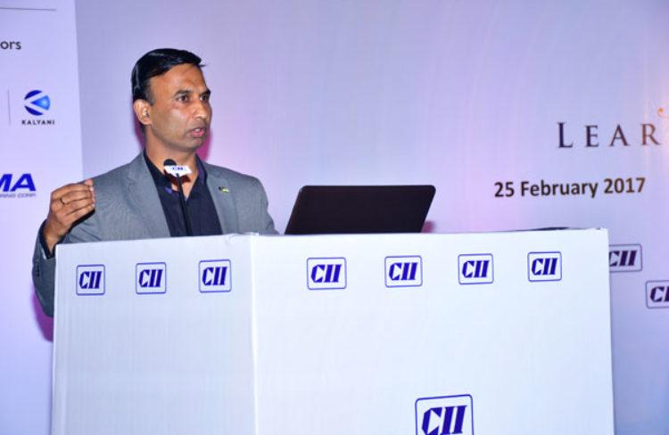 CII PUNE ANNUAL SESSION 2017- Inspiring India