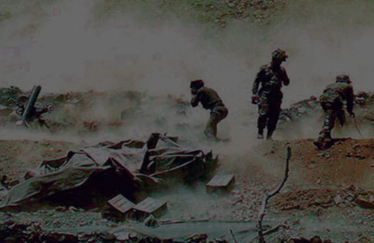 Face to Face with Death – Kargil War