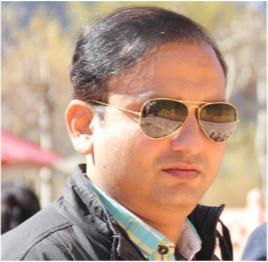 Ruchir – Zonal Accountant