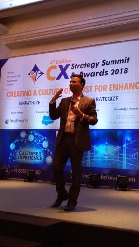 CX STRATGEY SUMMIT   AWARDS 2018(3)