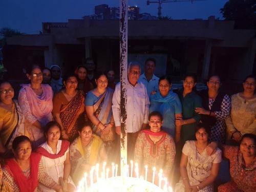 Inspiring Mantra Vijay diwas Celebration with  Veer Nari  (11)-min