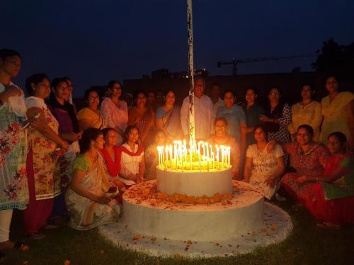 Inspiring Mantra Vijay diwas Celebration with  Veer Nari  (12)-min