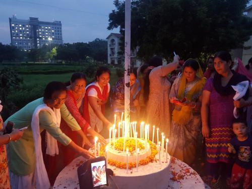 Inspiring Mantra Vijay diwas Celebration with  Veer Nari  (8)-min