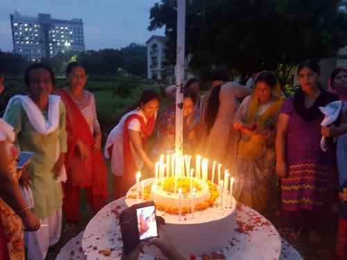 Inspiring Mantra Vijay diwas Celebration with  Veer Nari  (9)-min