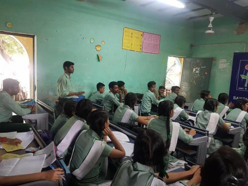 Inspiring mantra career worshop in govt school (14)-min
