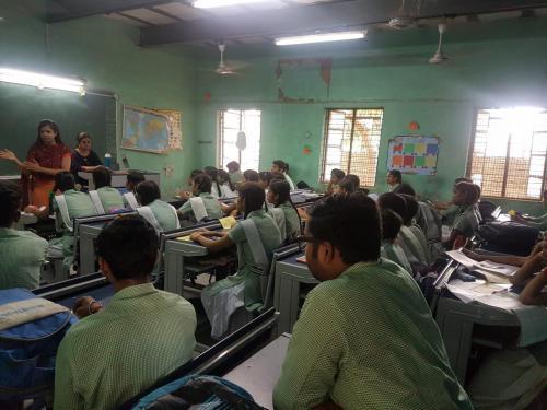 Inspiring mantra career worshop in govt school (5)-min