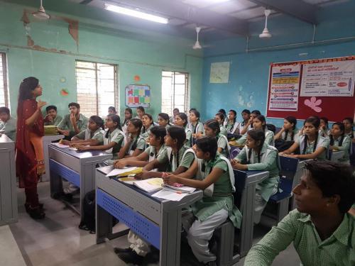 Inspiring mantra career worshop in govt school (7)-min