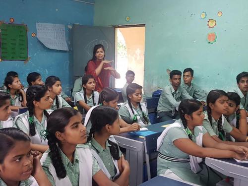 Inspiring mantra career worshop in govt school (8)-min