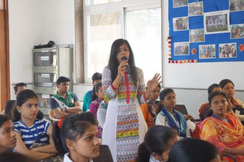 Workshop on Women Security  Inspiring Mantra (10)