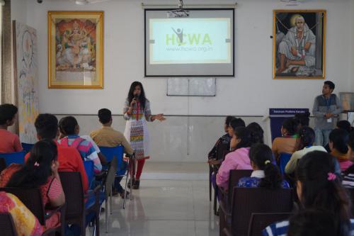 Workshop on Women Security  Inspiring Mantra (2)