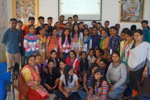Workshop on Women Security  Inspiring Mantra (3)