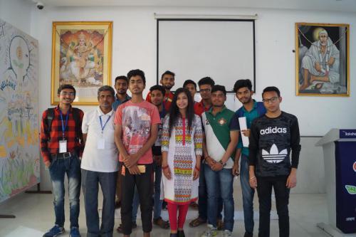 Workshop on Women Security  Inspiring Mantra (4)
