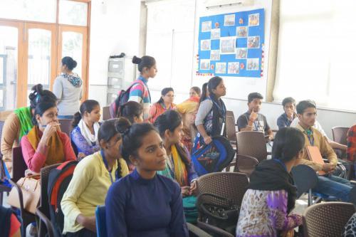 Workshop on Women Security  Inspiring Mantra (5)