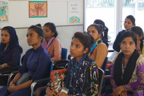 Workshop on Women Security  Inspiring Mantra (7)