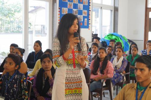 Workshop on Women Security  Inspiring Mantra (8)