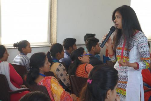 Workshop on Women Security  Inspiring Mantra (9)