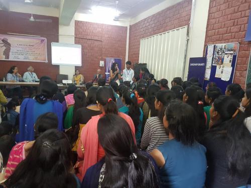 Workshop on Women empowerment  Inspiring Mntra (2)-min