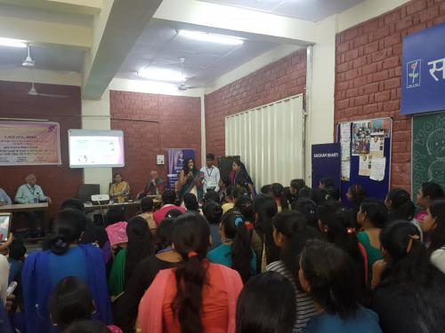 Workshop on Women empowerment  Inspiring Mntra (8)-min