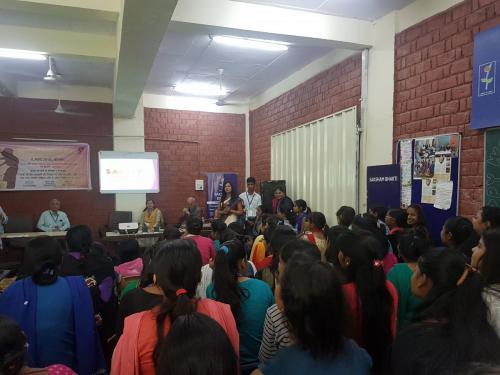 Workshop on Women empowerment  Inspiring Mntra (9)-min